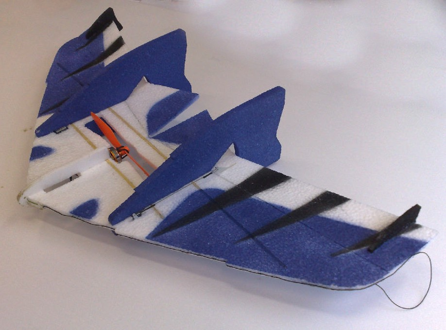 Crash Wing Causemann